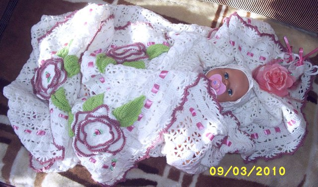 Для новорожденного своими руками вязать